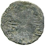 Drachm - Khingila (Lord of Zabul, 2nd ver.) (Hadda-Gandhara mint) -  revers