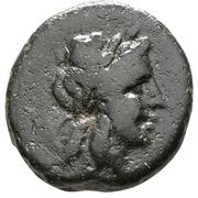 Bronze Æ16 (Alexandria) – avers