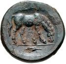 Bronze Æ20 – revers