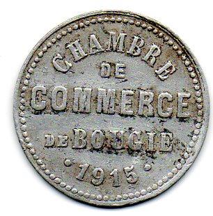 10 centimes bougie chambre de commerce alg rie numista for Chambre de commerce en anglais