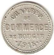 5 centimes (Bougie chambre de Commerce) – avers