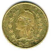 1 franc - Chambre de Commerce - Bône – avers