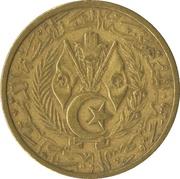 20 centimes (drapeaux) -  avers