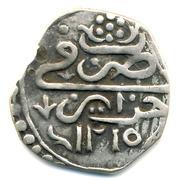 ⅛ boudjou-Selim III – revers