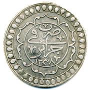 2 boudjous-Mahmoud II – revers