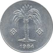 10 centimes -  revers