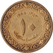 10 centimes -  revers