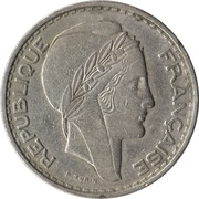 100 francs Turin -  avers