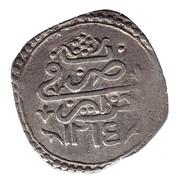 ¼ Budju - Selim III – revers