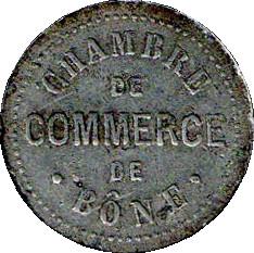5 centimes bone chambre de commerce alg rie numista - Chambre de commerce en anglais ...