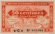 50 Centimes – avers