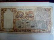 10 nouveaux francs – avers