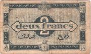 2 francs 1944  2e tirage – revers