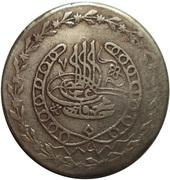 1 Budju (Tugrali Rial) - Mahmud II – avers
