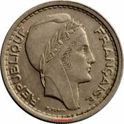 20 francs Turin -  avers