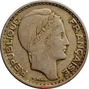 50 francs Turin -  avers