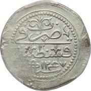 1 Budju (Tugrali Rial) - Mahmud II – revers