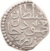 ⅛ Budju (Suman Budju) - Mahmud II – avers