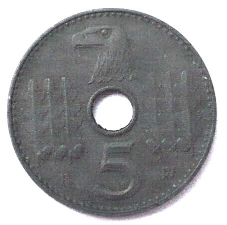 5 reichspfennig monnaie militaire allemagne 1871 - Credit cetelem pieces a fournir ...