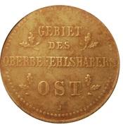 2 kopecks - Wilhelm II (monnaie militaire) – avers