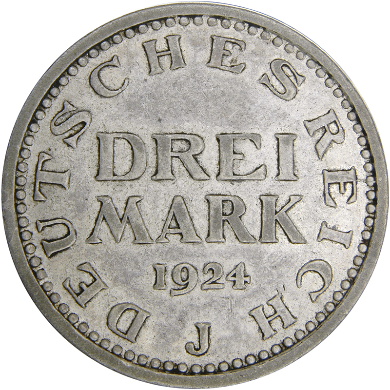 3 mark deutsches reich