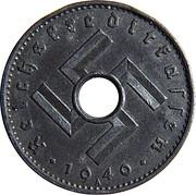 10 reichspfenning (monnaie millitaire) -  avers