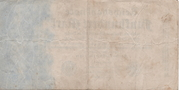 500 mark (Reichsbanknote; 1922 2nd Issue) – revers