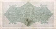 1000 mark (Reichsbanknote) -  revers