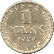 1 mark -  revers