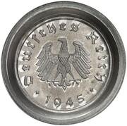 10 Reichspfennig (Allied Occupation - Pattern) -  avers
