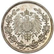 50 pfennig - Wilhelm II – avers