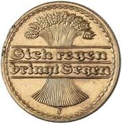 50 Pfennig (Pattern) -  avers