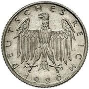 50 Reichspfennig (Pattern) -  avers