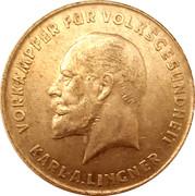 Karl A. Lingner 5 Warenpunkte -  avers