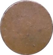 1 pfennig (Augsburg - Mech. Baumwoll=Spinn.U.Web) – revers