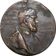 Médaille - Centenaire de l'empereur Guillaume Ier – avers