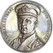 Kapitänleutnant Otto Eduard Weddigen – avers