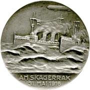 Admiral Franz Ritter von Hipper – revers