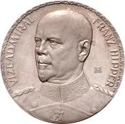 Franz Ritter von Hipper – avers