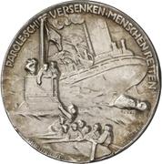 Großadmiral Alfred von Tirpitz – revers