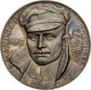 Manfred von Richthofen – avers