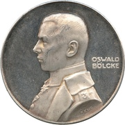 Oswald Bölcke – avers