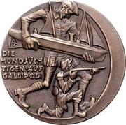 Medal - Gallipoli campaign – avers