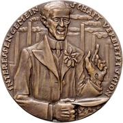 Medal - Postal robbery – avers