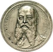 Medal - Grossadmiral von Tirpitz – avers