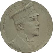 Médaille - Comte Nikolaus zu Dohna-Schlodien – avers