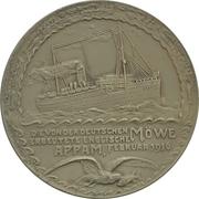 Médaille - Comte Nikolaus zu Dohna-Schlodien – revers