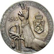 Médaille - King Ferdinand I. of Bulgaria Military Alliance – revers