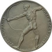 Médaille - Großadmiral Alfred von Tirpitz – revers