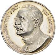 Viktor Julius Ignaz Ferdinand Graf Dankl – avers